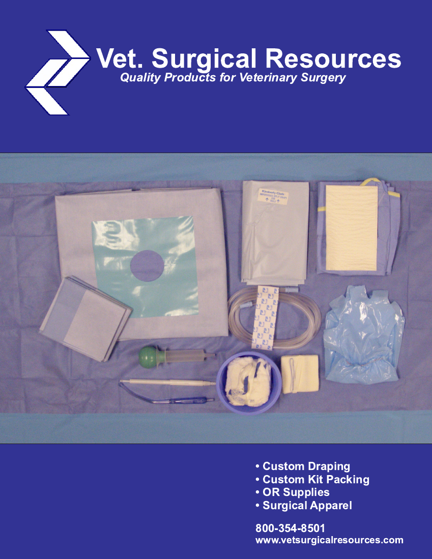 Vet  Surgical Resources - Product Catalog